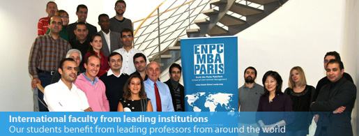 Faculty & Research ENPC Paris