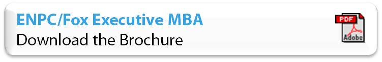 Brochure Executive MBA